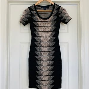 NWOT French Connection Bodycon Bandage Dress